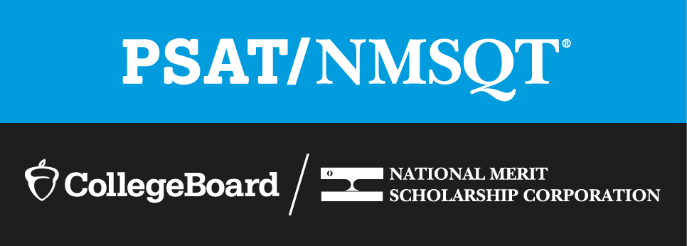 The PSAT is a test given by the College Board, just like the SAT. Students who score extremely well on the PSAT can be considered for the National Merit Scholarship.