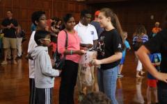 Mackenzie Connor excels in LHS robotics