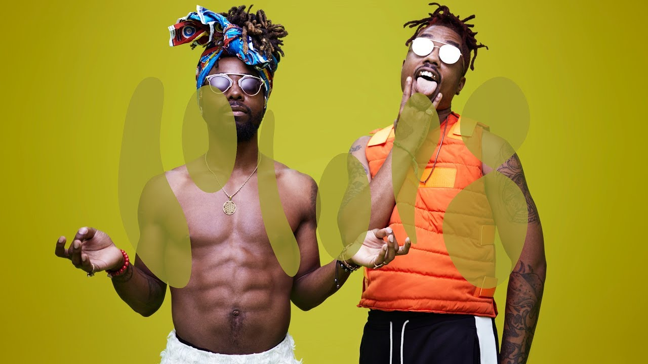 """""""Up"""" was first performed by EARTHGANG on Sep. 4, 2018 on """"Colours"""". This is a preview of their album Mirrorland, told to come out before 2019."""