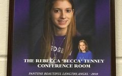 LHS remembers angel Becca Tenney