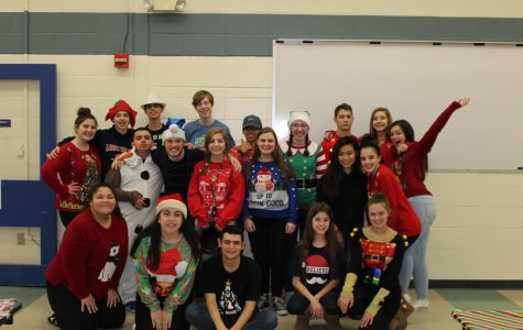 LHS Drama club hosts annual Gingerbread Night