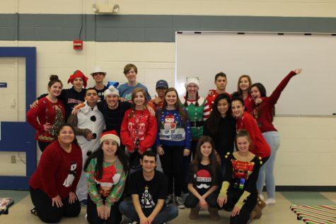 LHS Drama club hosts annual Gingerbread Night