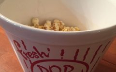 The healthier way to microwave popcorn