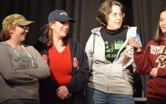 Teachers perform special talents at annual teacher talent show