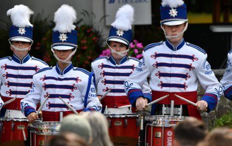 From pans to Pasadena: Drum captain Eva Gertz has beats in her bones