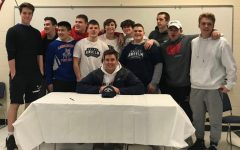 Berube makes it official on signing day
