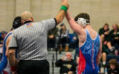 On or off the mat, senior wrestler's teammates are his 'family'