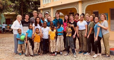LHS students make a difference in the Dominican Republic