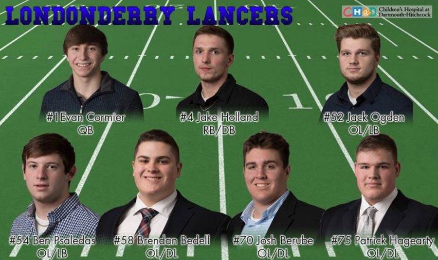 These+are+the+seven+players+who+will+be+representing+Londonderry+at+UNH