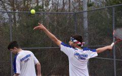 Dedicated tennis star prepares for his final season