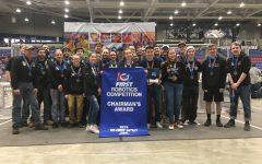 Robotics team inspires community