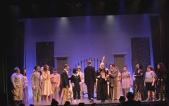 "LHS drama club presents ""The Addams Family"""
