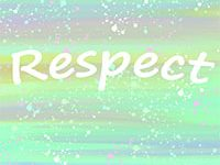 Why respect is vital