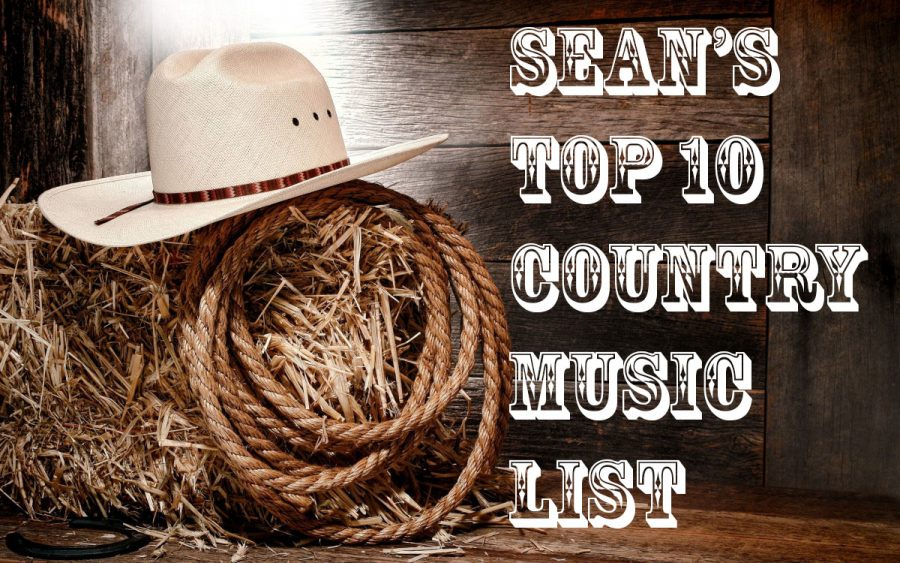 Yee-haw! Sean's top ten recent country songs – Lancer Spirit Online