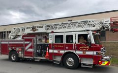 Breaking News: Smoke detected in woodshop classroom, fire alarm pulled