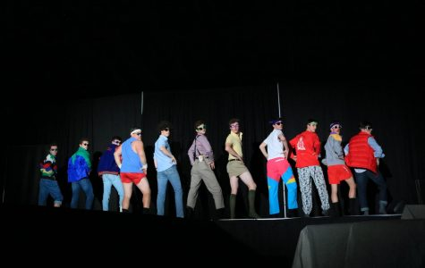 "Boys ""just wanted to have fun"" during annual Mr. LHS"