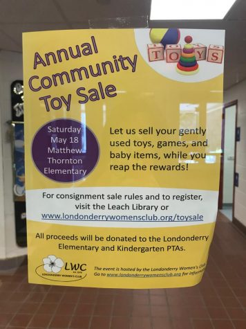 Londonderry Women's Club to host annual toy drive this Saturday