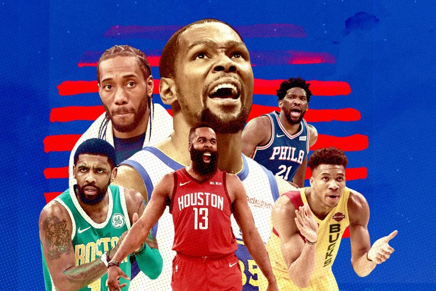 NBA Second Round Playoff Picture