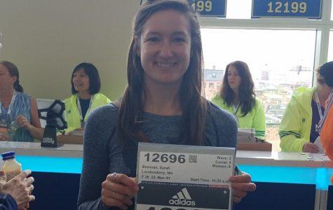 LHS teachers run in 123rd Boston Marathon
