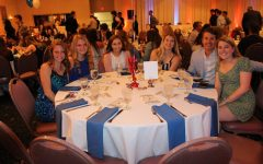 Music students are recognized at annual banquet
