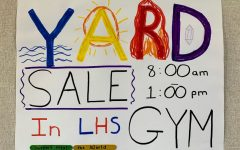 Heal the World club to host yard sale