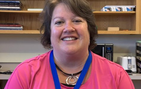 Math Teacher Mrs. Viel