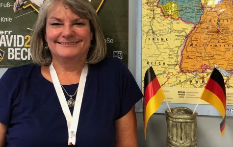 German teacher Mrs. Wilkins