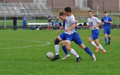 Boys varsity soccer falls to Keene for second year in a row
