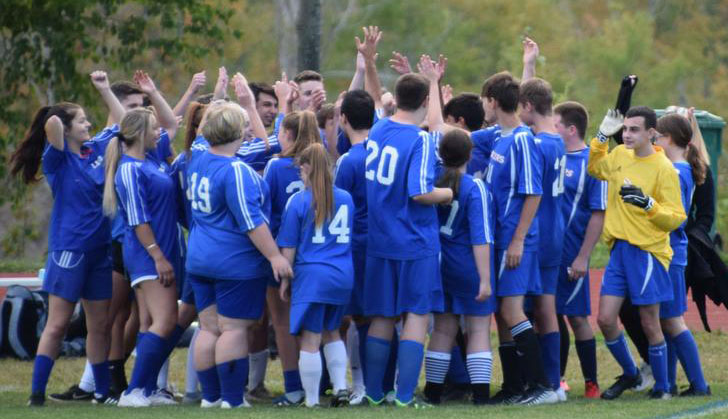 The+Unified+Soccer+Team+hypes+themselves+up+for+their+home+game+against+Keene.%0AThe+team%E2%80%99s+first+game+got+cancelled%2C+so+they+were+looking+forward+to+playing+together.%0A