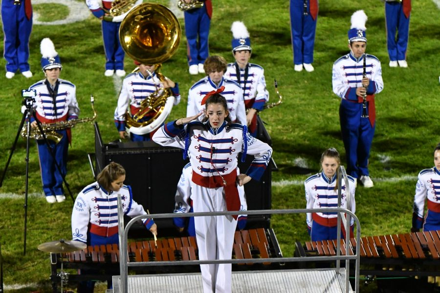 Seniors say goodbye to Salem Band Show