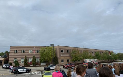 Breaking News: Fire extinguisher discharge called for school evacuation