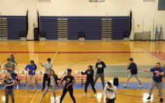 Seniors get wild during Hypnotist Show