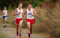 Boys' cross country team qualifies for New England's