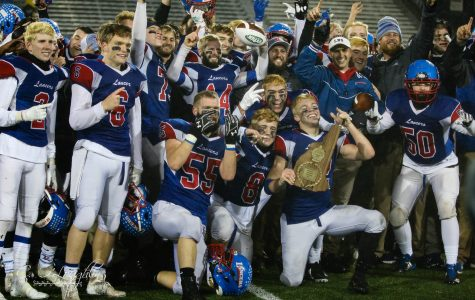 Lancer football ends the drought, wins first championship since 1998