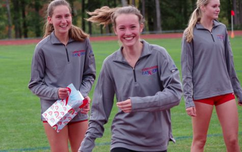 Boufford qualifies for New England's Cross Country Championship