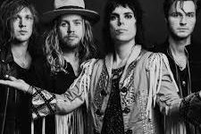 Let the Aquanet fly. Modern hair band The Struts rocks 'n' rules with its classic sound.