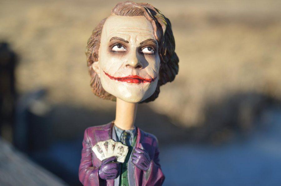 Joker: The old battles the new