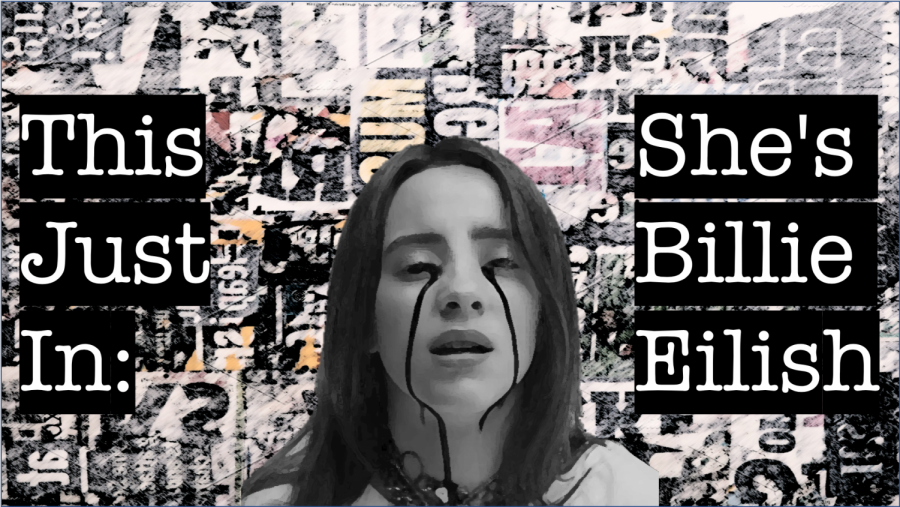 'bad guy' Billie Eilish makes sad music stylish