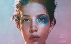 Halsey turns over a new leaf on 'Manic'