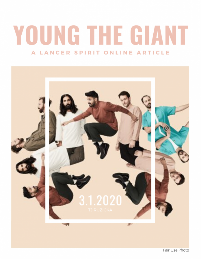 Young the Giant leaves alt-rock rivals suppliant