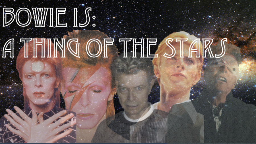 Read all about the many characters of David Bowie, and after your read check out all of his works in the playlist below.