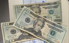 Senior class dues, activity payments due