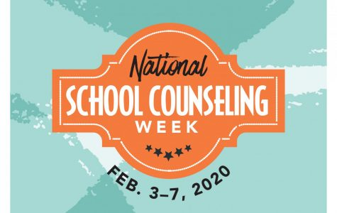Appreciate your guidance counselors with National School Counseling Week