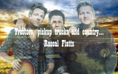 Rascal Flatts become country music's big cats with country-pop bops