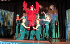 Directing team at Matthew Thornton Drama Club takes final bow with The Little Mermaid Jr.