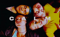 5 Seconds of Summer pose for the album artwork of their fourth album, titled 'CALM.' The record was released Mar. 27, 2020, and it features 12 tracks.