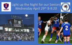 Londonderry High School plans to light up their athletic fields to honor the senior class