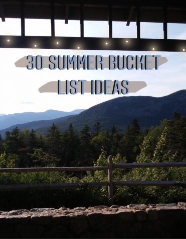 30 Ideas for Your Summer Bucket List