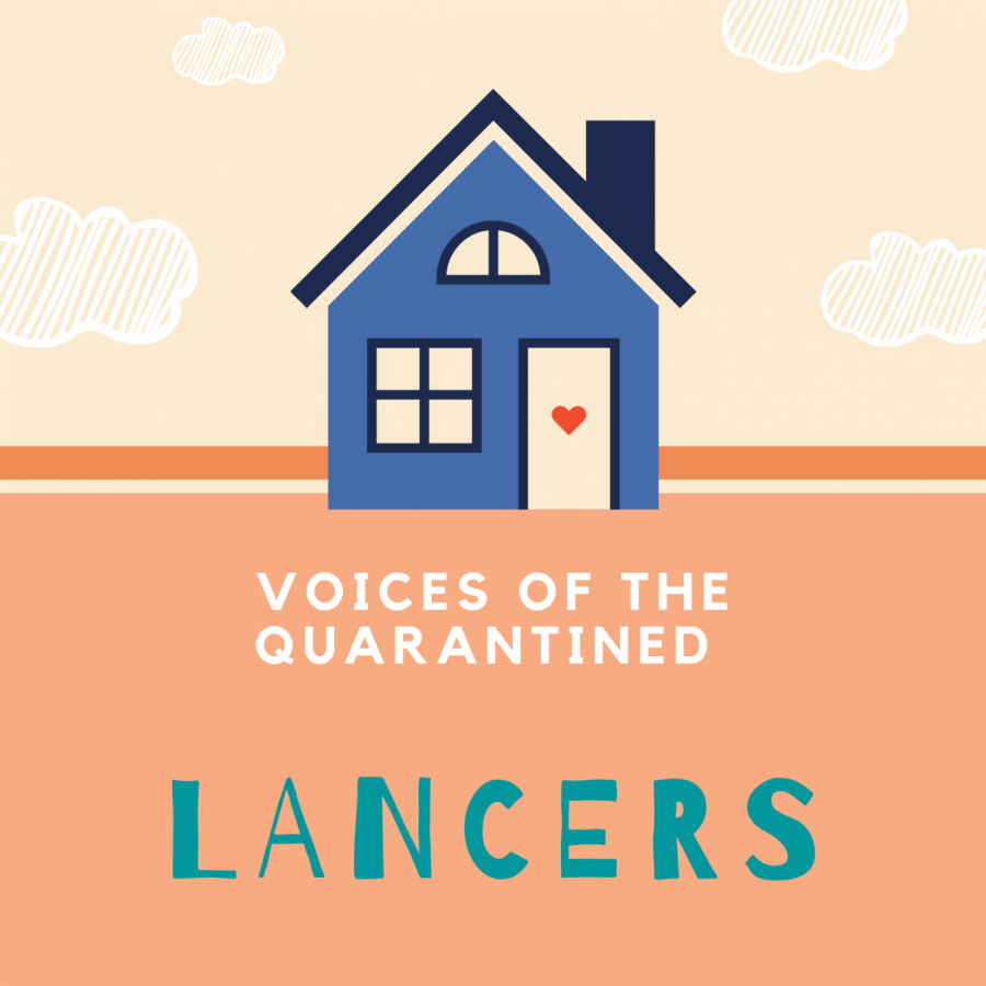 Voices of the quarantined Lancers