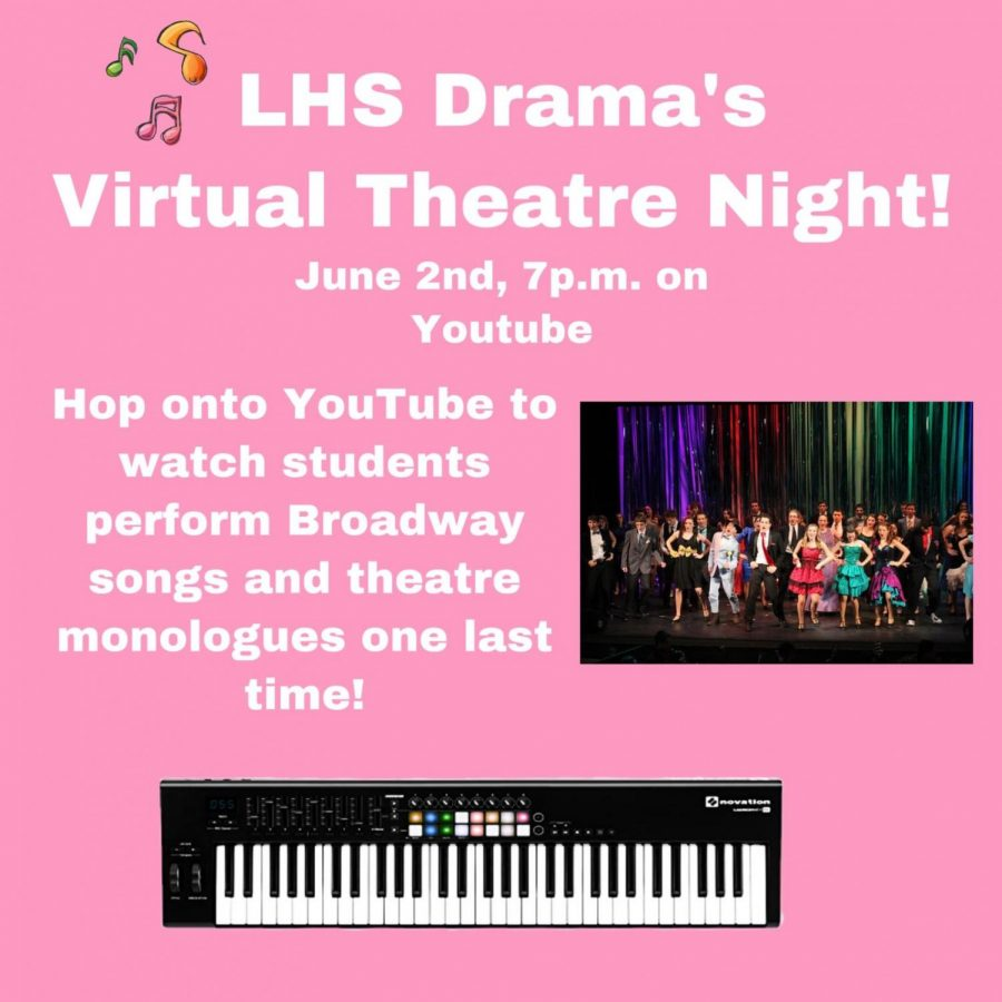 Drama Club to hold virtual Theater Night